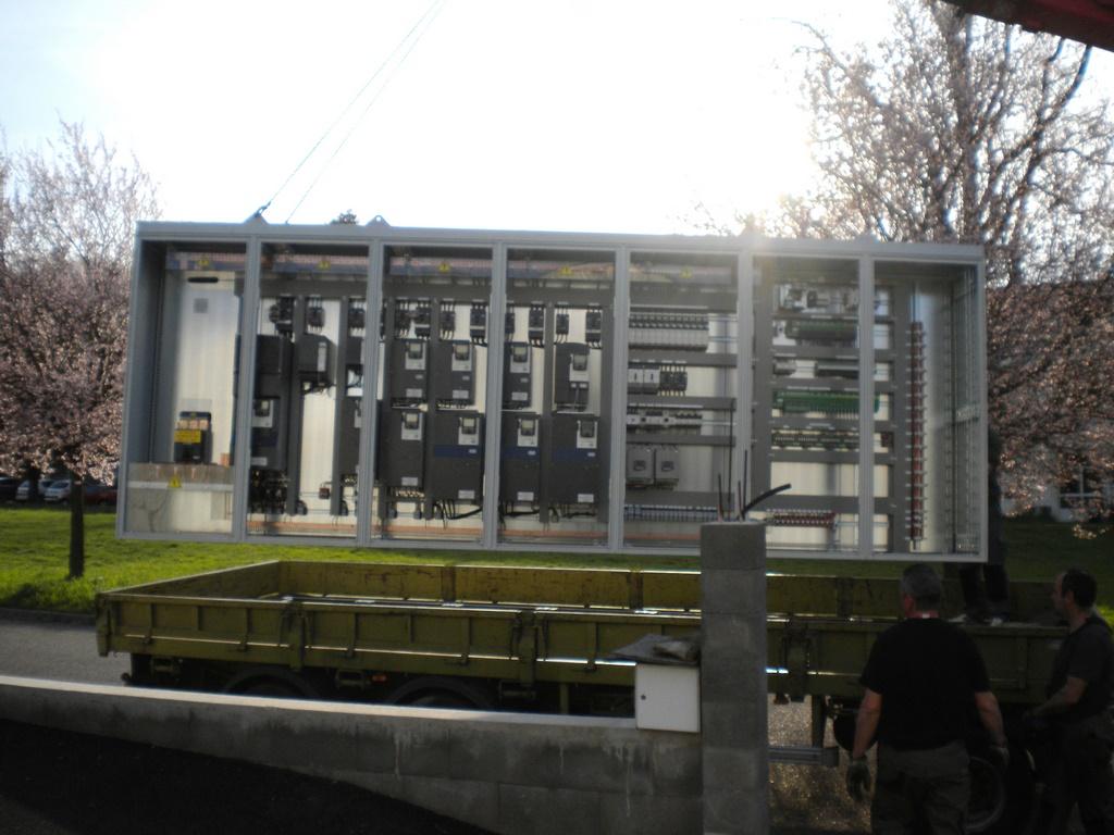 EGEI electricite industrielle haute tension loire electricite tertiaire rhone alpes (45)