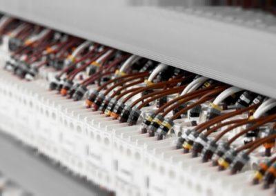cablage armoire electrique